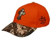 Camo Cross Cap