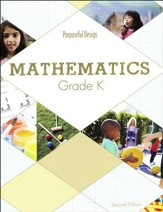 ACSI Mathematics Grade K Student Worktext (2nd Edition)