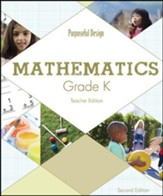 ACSI Mathematics Grade K Teacher's Edition (2nd Edition)