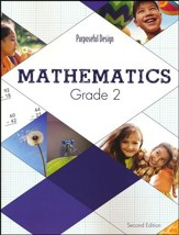 ACSI Math Student Worktext Grade 2 (2nd Edition)