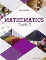 ACSI Math Student Worktext Grade 3 (2nd Edition)