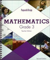 ACSI Math Teacher's Edition, Grade 3 (2nd Edition)