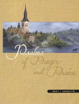 Psalms of Prayer & Praise, Book 1