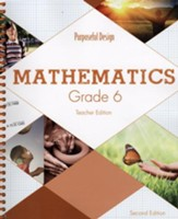 ACSI Math Grade 6 Teacher's Edition (2nd Edition)