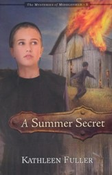 A Summer Secret, Mysteries of Middlefield Series #1