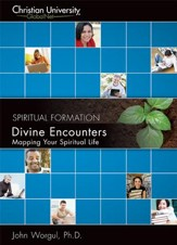 SF212: Divine Encounters: Mapping Your Spiritual Life -  A Christian University GlobalNet Course