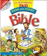 #1: Read and Share: The Ultimate DVD Bible Storybook