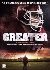 Greater, DVD