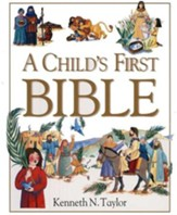 A Child's First Bible, Hardcover (without handle)