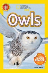 National Geographic Readers: Owls