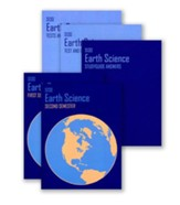Landmark's Freedom Baptist Science S130, Earth Science, Grade 6