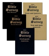 Landmark's Freedom Baptist Bible B145, Bible Survey, Grade 9