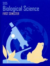 Landmark's Freedom Baptist Science S135 Biological Science Grade 7