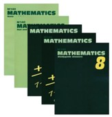 Landmark's Freedom Baptist Math M140, Foundations/Pre-Algebra Gr 8