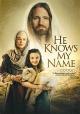 He Knows My Name, DVD
