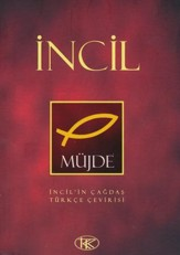 Turkish New Testament : Incil, United Bible Society Text, Paperback