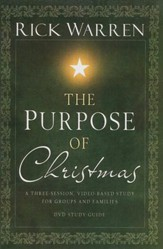 The Purpose of Christmas, Study Guide  - Slightly Imperfect