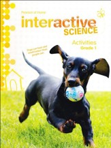 Pearson Interactive Science Grade 1 Activities