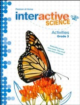 Pearson Interactive Science Grade 3 Activities