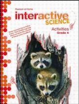 Pearson Interactive Science Activities Grade 4