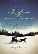 Kauffman Amish Christmas, 2 in 1