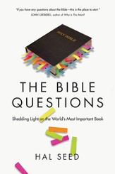 The Bible Questions: Shedding Light on the World's Most Important Book - eBook