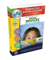 Literary Devices Interactive Digital  Lessons on CD-ROM Grades 5-8