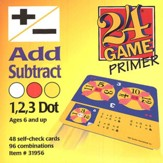 24 Game: Addition & Subtraction (48 Cards)