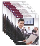Business Computer Information  Systems Lifepacs (set of 10)