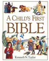 A Child's First Bible, Hardcover (with handle)