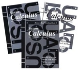 Saxon Calculus, 2nd Edition, Home  Study Kit