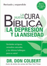La Nueva Cura Biblica para la Depresion y la Ansiedad, eLibro  (The New Bible Cure for Depression & Anxiety, eBook)