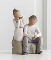 Willow Tree, Brother and Sister Figurine