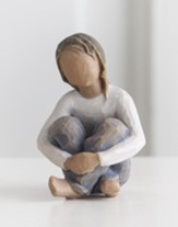 Willow Tree, Spirited Child Figurine