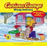 Curious George Windy Delivery (CGTV 8x8)
