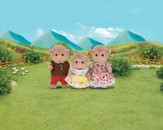 Calico Critters, Mango Monkey Family
