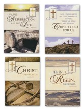 Resurrection--Deluxe Easter Cards, Box of 12