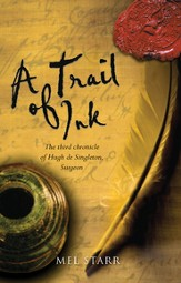 A Trail of Ink: The Third Chronicle of Hugh de Singleton, Surgeon - eBook