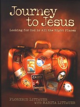 Journey to Jesus: Looking for God in All the Right Places--Bible Study Workbook - Slightly Imperfect