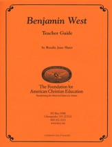 Syllabus for Benjamin West: William Penn and the Colony of Religious Toleration
