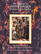 The Noah Plan Mathematics Curriculum Guide