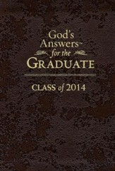 God's Answers for the Graduate: Class of 2014, Brown