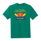 Splash Canyon: Adult T-Shirt, 2X-Large