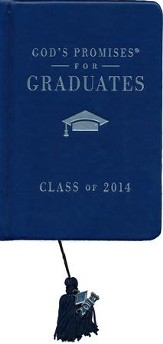 NKJV God's Promises for Graduates: Class of 2014, Blue