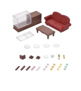 Calico Critters, Chocolate Lounge