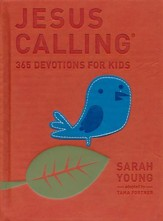 Jesus Calling: 365 Devotions for Kids: Deluxe Edition - Slightly Imperfect