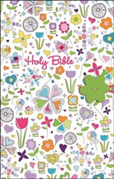 NKJV Button Bible, Fabric Cover