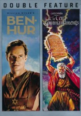 Ben-Hur/The Ten Commandments: Double Feature DVD