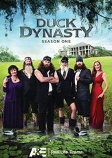 Duck Dynasty Season 1, 3 DVD'S