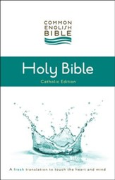 CEB Common English Bible Catholic Edition (ePub) - eBook